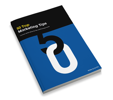 Top 50 Marketing Tips e-book download