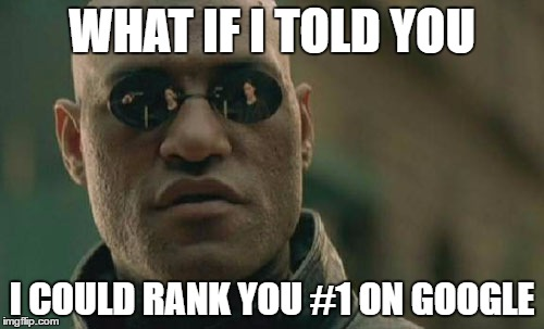 Google Ranking Guarantee