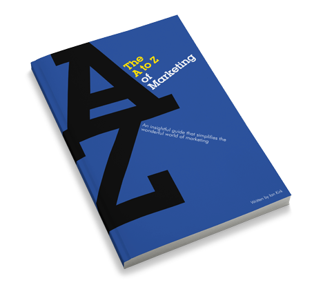 A to Z of Marketing e-book