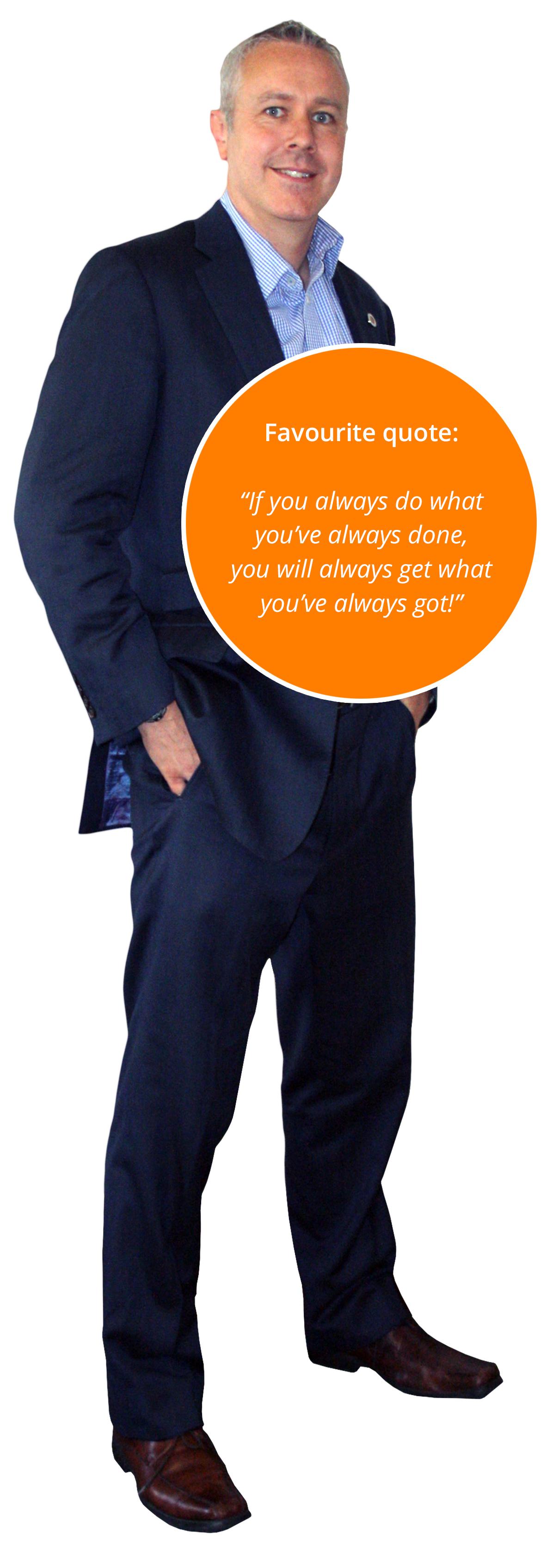 Ian Kirk - Marketing Consultant