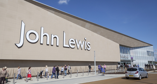 John Lewis Christmas marketing