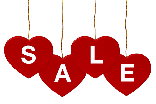 Schön Five Valentineu0027s Day Marketing Ideas For Small Businesses · Valentines Day  Sale
