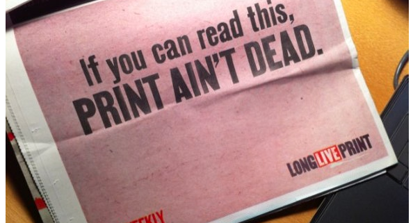 Print Media for SMEs