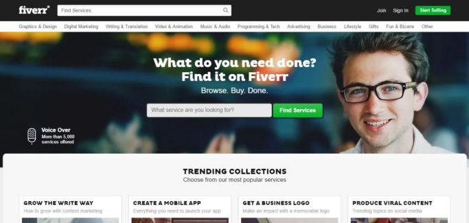 Outsource Fiverr