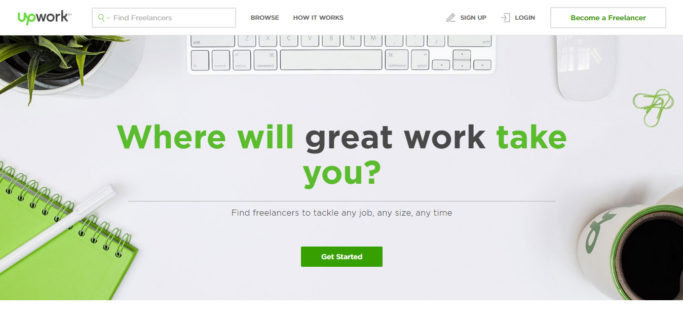 Outsource Upwork