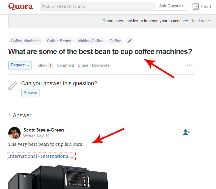 Q&A on Quora