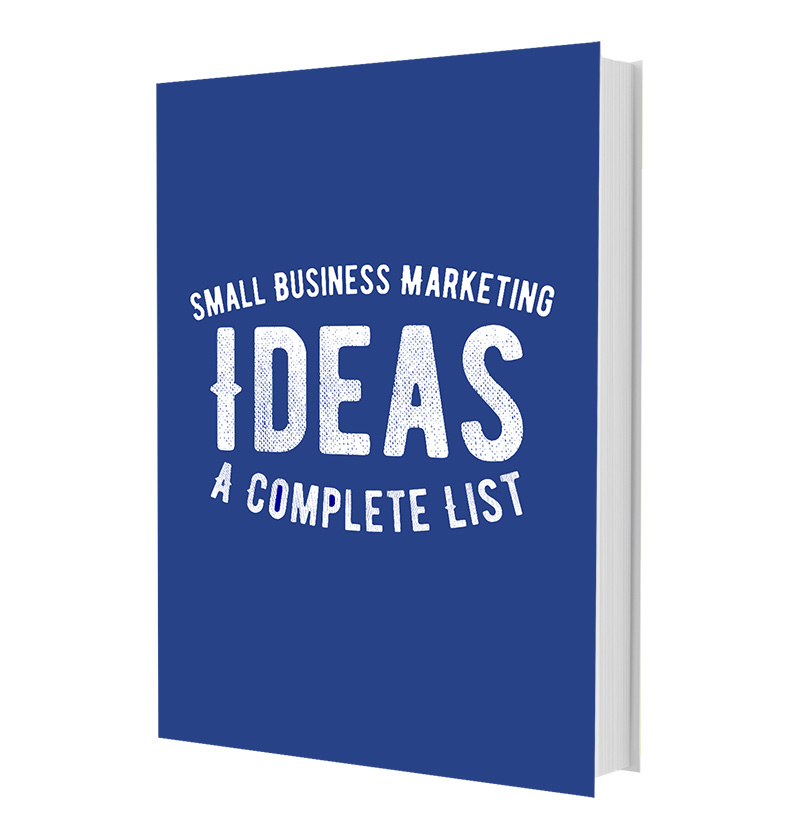 Small Business Marketing E-Book