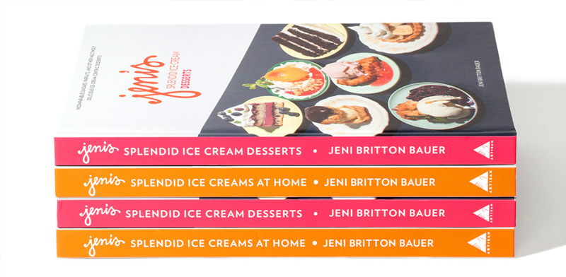Jenis Ice Cream Book