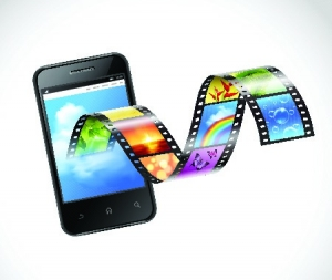 Streaming movies to phone