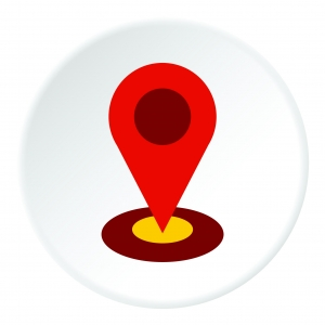 Positioning Icon GPS