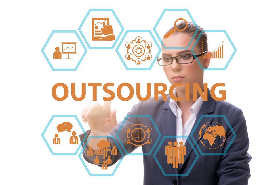The concept of outsourcing in modern business